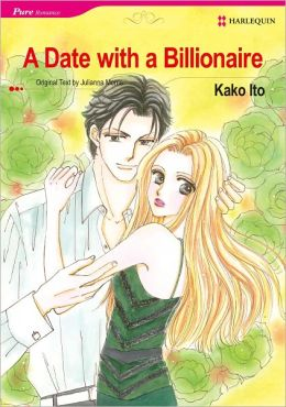 A Date with a Billionaire (Harlequin Romance Manga) - Nook Edition