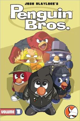 Penguin Bros #1-3 (Comic Book Bundle)