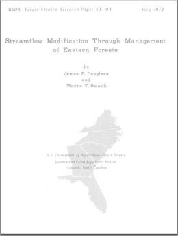 Streamflow Modification Through Management of Eastern Forests