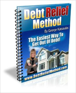 Debt Relief Method Never-Before-Seen Debt Relief Method Kills Your Credit Card Debt Quickly and Easily