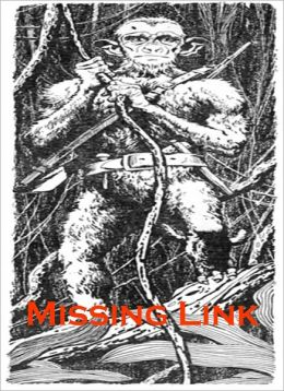 Missing Link: A Science Fiction/Short Story Classic By Frank Patrick Herbert!