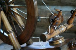 Beginners Guide to Spinning and Weaving