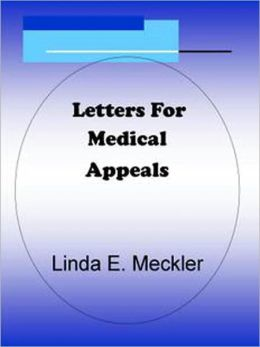 Letters For Medical Appeals