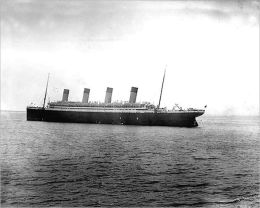 The Loss of the SS. Titanic (Illustrated)