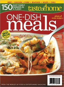 Taste of Home One-Dish Meals