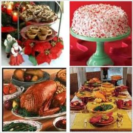 660 Holidays Recipes: For EASTER, HALLOWEEN, THANKSGIVING, CHRISTMAS - APPETIZERS, BEEF & LAMB, BREAKFAST, CAKES & PIES, CANDY, CHICKEN, GOOSE & DUCK, COOKIES & BARS, DESSERTS, DINNER BREAD & ROLLS, HAM & PORK, HOLIDAY DRINKS, and many more...