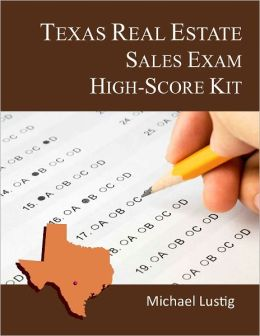 Texas Real Estate Sales Exam High-Score Kit