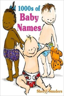 1000s of Baby Names World Wide