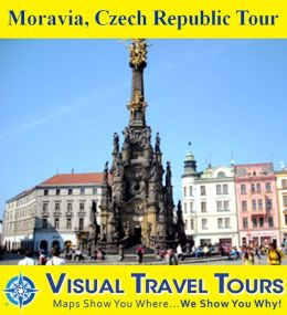 MORAVIA, CZECH REPUBLIC TOUR - A Self-guided Driving Tour. Includes insider tips and photos of all locations. Explore on your own schedule. Like a friend to show you around!