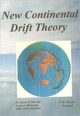 New Continental Drift Theory, Part 2