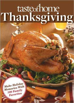 Taste of Home Thanksgiving