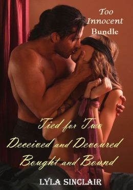 Too Innocent Bundle (BDSM Erotica)