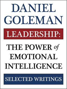 Emotional Intelligence Daniel Goleman : Admin : Free ...