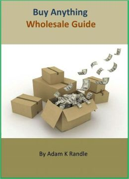 Buy Anything Wholesale Guide