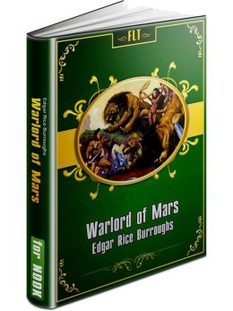 Warlord of Mars § John Carter Mars Series #3