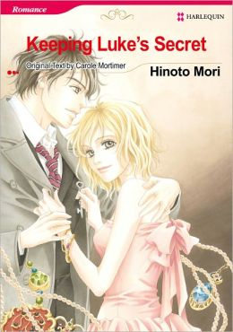 Keeping Luke's Secret (Romance Manga) - Nook Edition