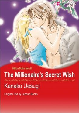 The Millionaire's Secret Wish (Romance Manga) - Nook Color Edition