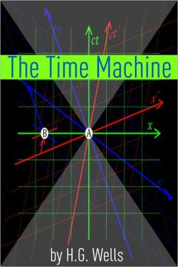 The Time Machine (Includes biography about the life and times of H.G. Wells)