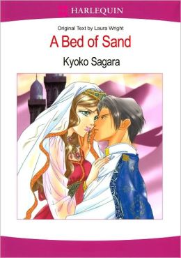 A Bed of Sand (Romance Manga) - Nook Edition