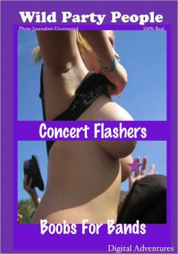 Concert Flashers - Boobs For Bands