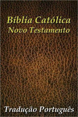 Bíblia Católica (Novo Testamento)