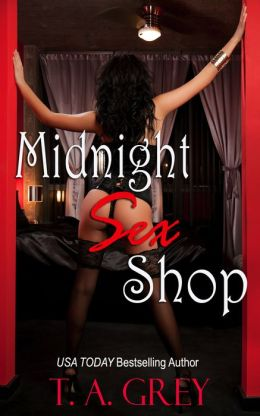 Midnight Sex Shop (contemporary erotica)