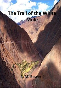 The Trail of the White Mule w/ Direct link technology (A Western Adventure tale)