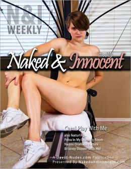 Cami Play With Me in the Gym - Naked and Innocent Weekly