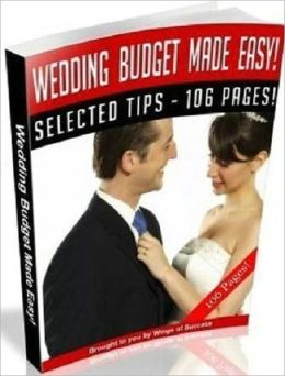 Step-by-Step - Wedding Budget Made Easy