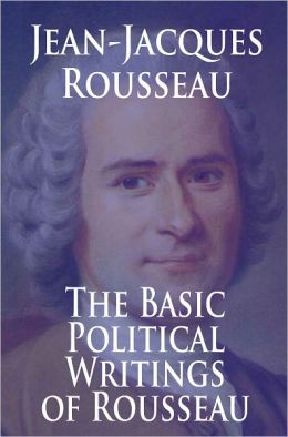 Jean Jacques Rousseau Books Writings of rousseauJean Jacques Rousseau Books
