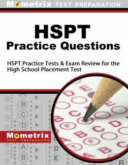 ... HSPT Practice Tests & Exam Review for the High School Placement Test