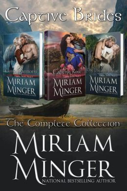 Captive Brides Collection: Three Full-Length Sexy Medieval Historical Romance Novels