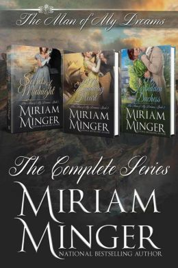 The Man of My Dreams Series (Secrets of Midnight/My Runaway Heart Boxed Set)