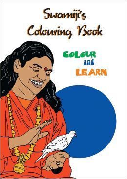 Swamiji's Colouring book - Colour and Learn