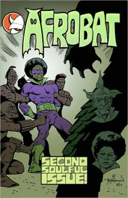 Afrobat # 2 (Comic Book)