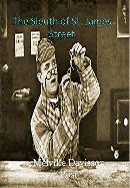 The Sleuth of St. James Street w/ Direct link technology (A Classic Detective story)