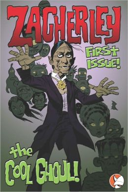 Zacherley (Comic Book)
