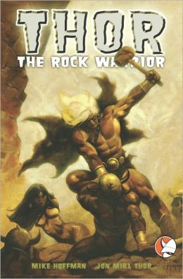 THOR The Rock Warrior (Comic Book)