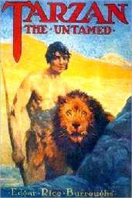 Tarzan the Untamed: Tarzan Series #7