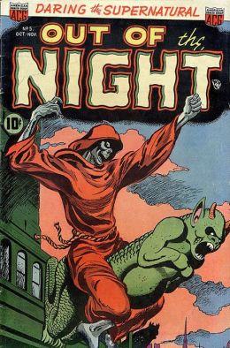 Vintage Horror Comics: Out of the Night: Vampire Master & Bonus e-Book