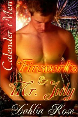Fireworks and Mr. July [Interracial Erotic Romance]