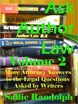 Ask Author Law Volume 2