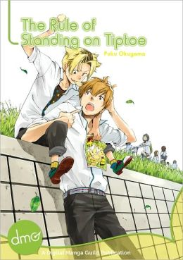 The Rule Of Standing On Tiptoe (Yaoi Manga) - Nook Color Edition