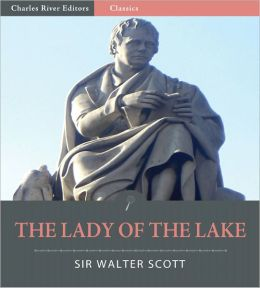 The Lady of the Lake (Illustrated)