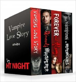 H.T. Night's 4-Book Vampire Box Set