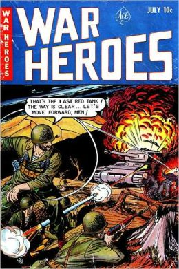 War Heroes number 2 comic book