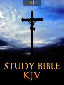 Bible: Study Bible KJV