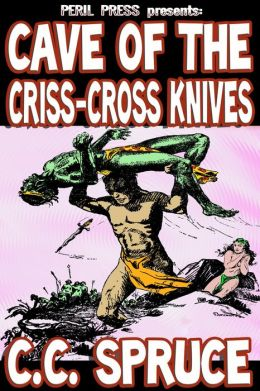 Cave of the Criss-Cross Knives