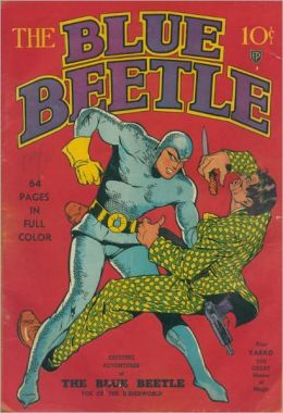 The Blue Beetle - Issue #1 (Comic Book)