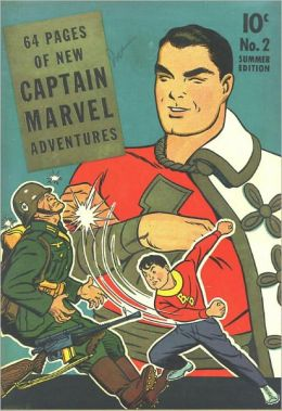 Captain Marvel Adventures - Issue #2 (Comic Book)